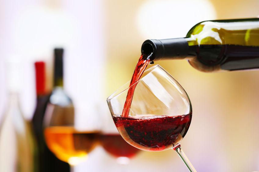 Grandes beneficios del vino