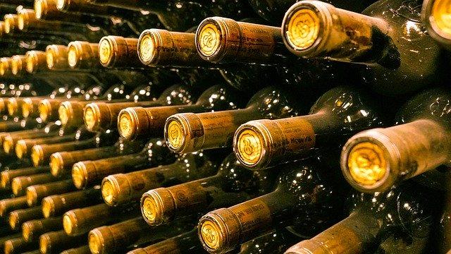 Cómo guardar el vino en casa