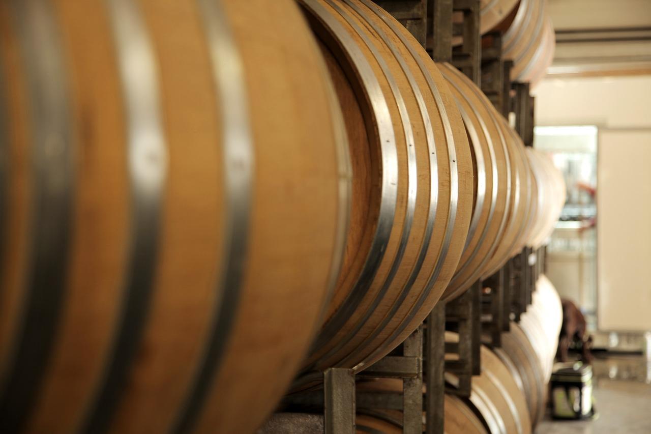 Tipos de barricas de vino