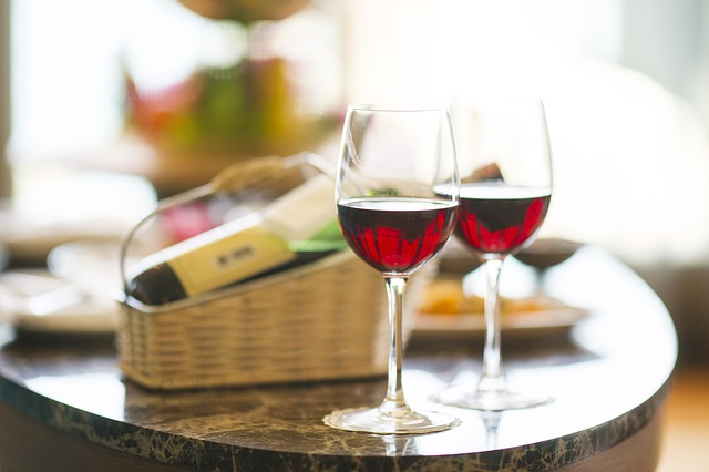 ¿El vino sustituye a la aspirina?